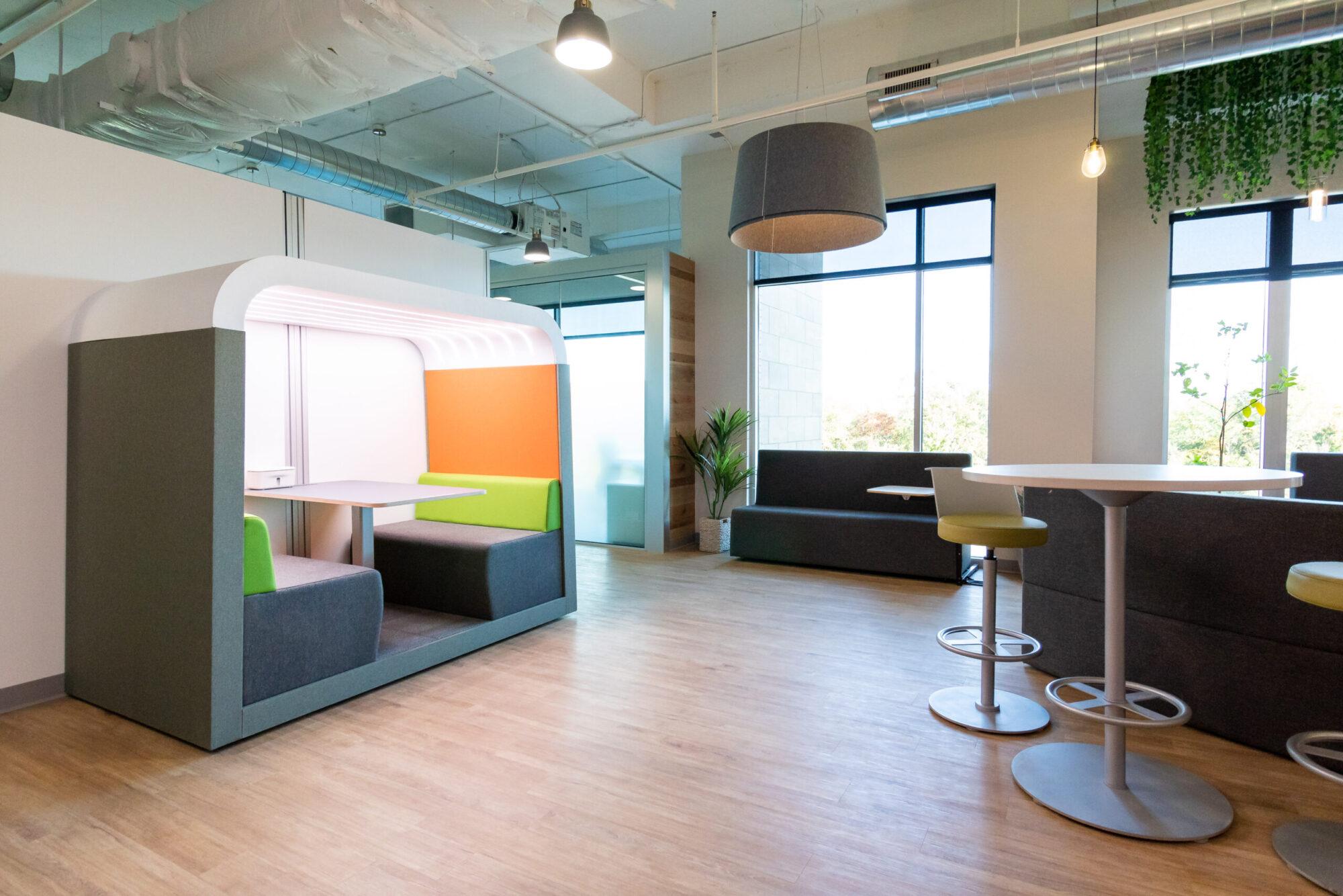 Meeting Space in Studio