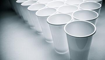 disposable bio plastic cups