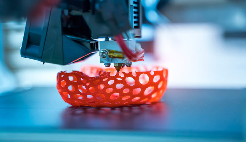 Use of bioplastics in 3D printing
