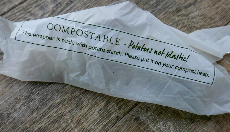 Difference between the terms compostable, biodegradable, and recyclable