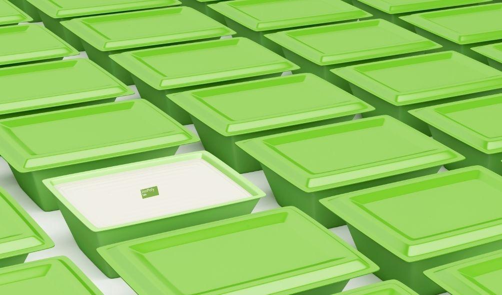 Brazilian star bioplastic Im green Polyethylene