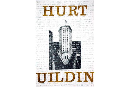 Hurt Building rubbing