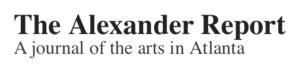 The Alexander Report logo