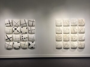 Series X and Topotablet ceramic tablets by Gregor Turk