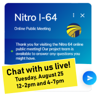 Chat with the project team!