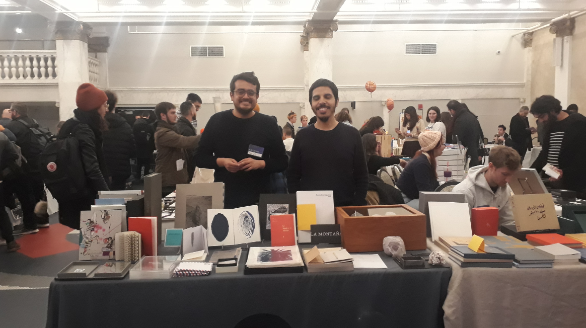 Participamos en Chicago Art Book Fair 2018