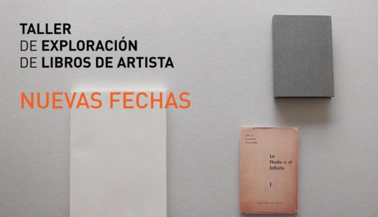 Taller de Exploración de libros de artista / 1º y 2º Semestre 2019