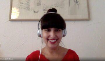 Sesiones Naranja #1: Claudia De la Torre de editorial Back Bone Books (Berlín)