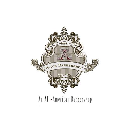 Mendivil_AJsBarbershop_Logo