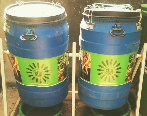 Twin Tumbler System 5 to 8 kgs
