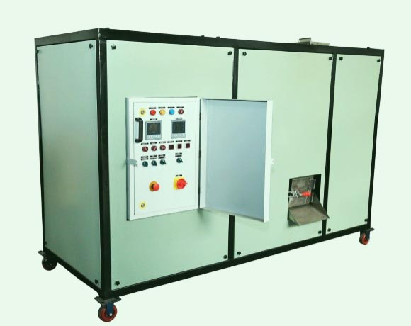 200 to 500 kgs, Fully Automatic Unit with Built in Shredder