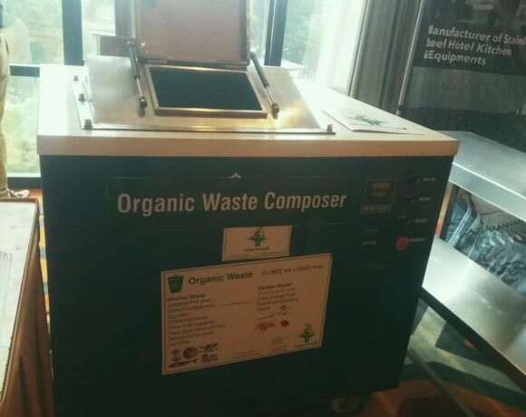 100 kgs, Compost System Fully Automatic