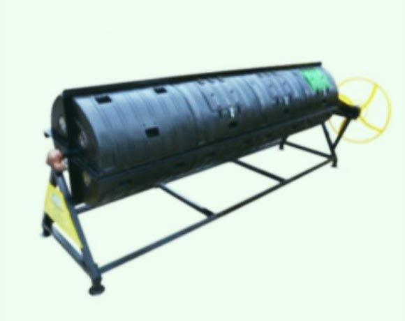 50 kgs, 1200 lts  Compost System, Manual