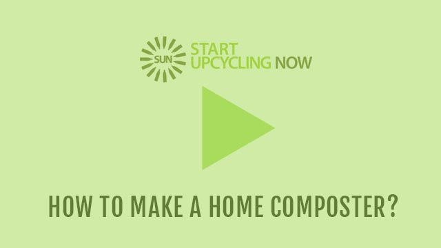 How To Make A Home Composter?
