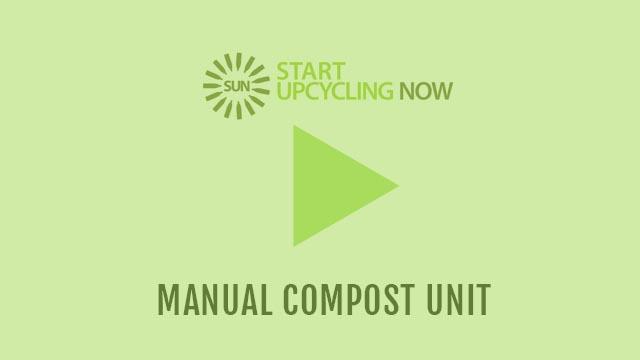 Manual Compost Unit