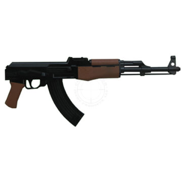 AK-47 No Stock (Weighted) - Solid Dummy Replica