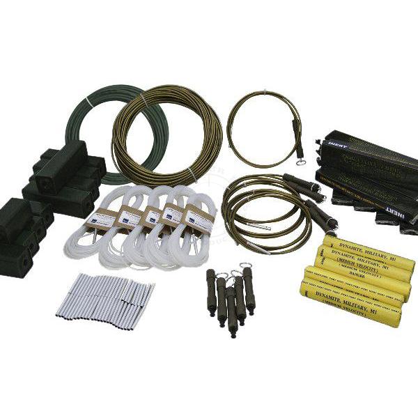 Combat Engineer Training Kit #1 (With Pelican Case) - Inert Training Aids