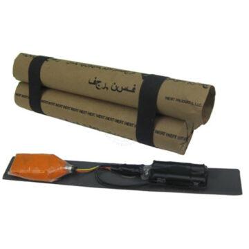 Triple Dynamite IED (Boobytrap) - Inert Replica Training Aid