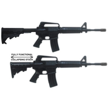 M4A2 (Collapsing Stock) - Solid Dummy Replica
