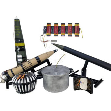 Middle Eastern IED Training Kit #2 - Inert Training Aids