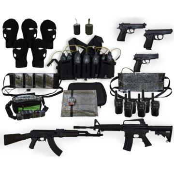 Multiple Shooter Response Training Kit