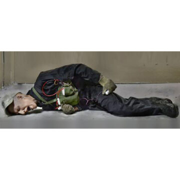 PBIED (Suicide Vest) Removal Training Kit - Inert Training Aid