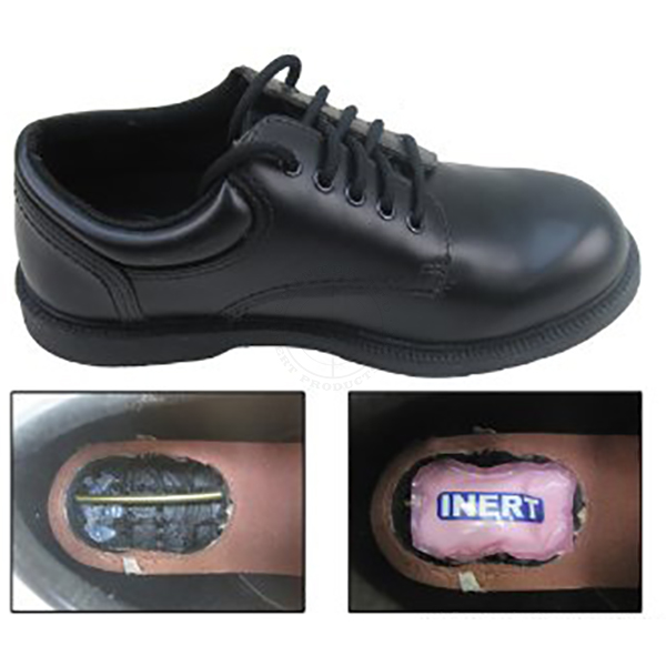 Shoe Bomb IED Training Aid