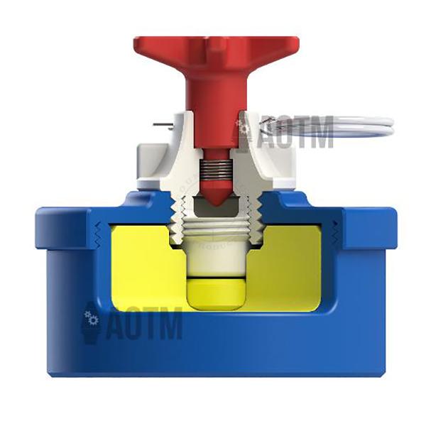 AOTM PMA-2 AP Mine Cutaway - Inert Classroom Training Aid