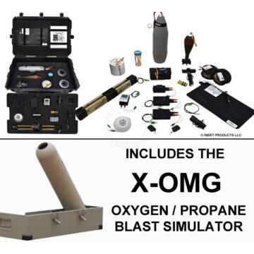 X-OMG Platoon Level Functional IED Training Kit