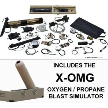 X-OMG Squad Level Functional IED Training Kit