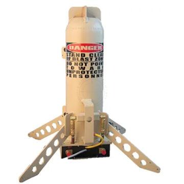 X-05 Oxygen + Propane IED Blast Simulator