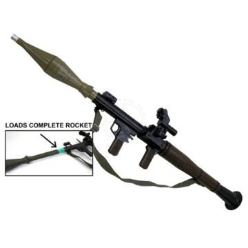 RPG-7 Launcher Kit - Solid Dummy Replica