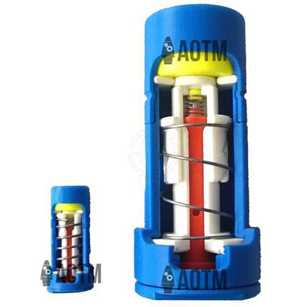 AOTM DK-2 Fuze Cutaway (Base Detonating) - Inert Classroom Training Aid