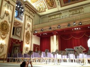 Euro Haydn Hall stage 2