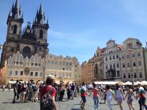 Euro Old Square_Prague