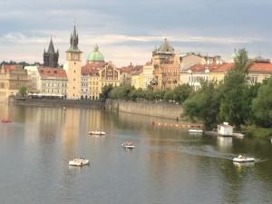 Euro Prague city