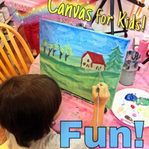 Kids Canvas