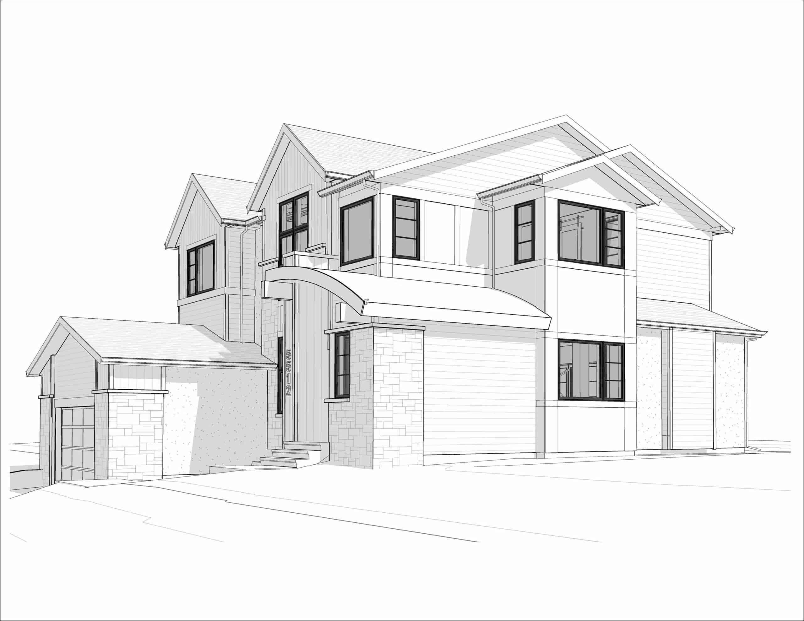 Dalhousie West Cost Modern residential architecture