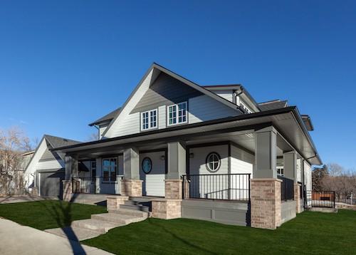 Memorial Craftsman custom luxury home
