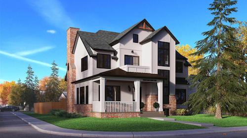 Altadore Modern Farmhouse custom luxury home