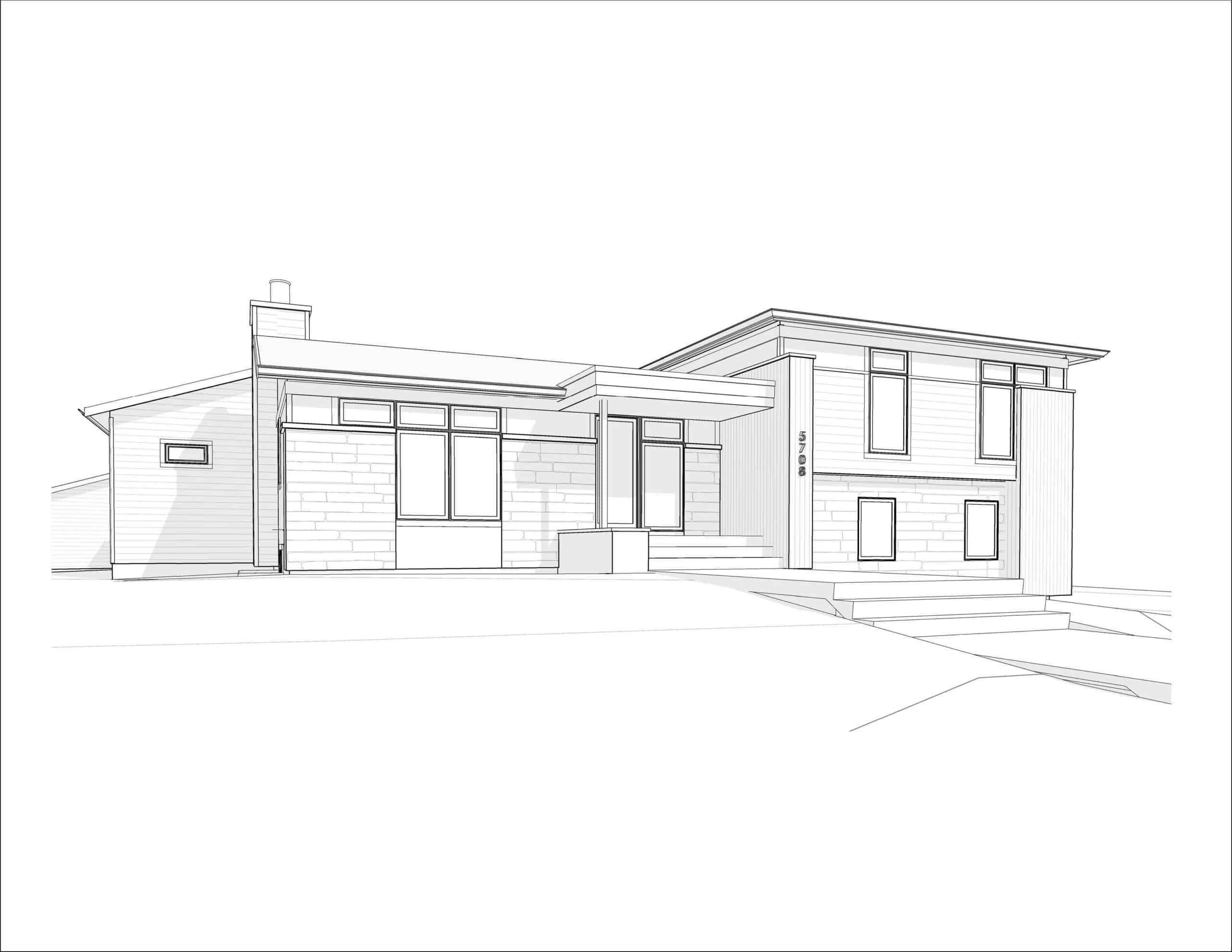 Lawson Place - Modern Renovation design
