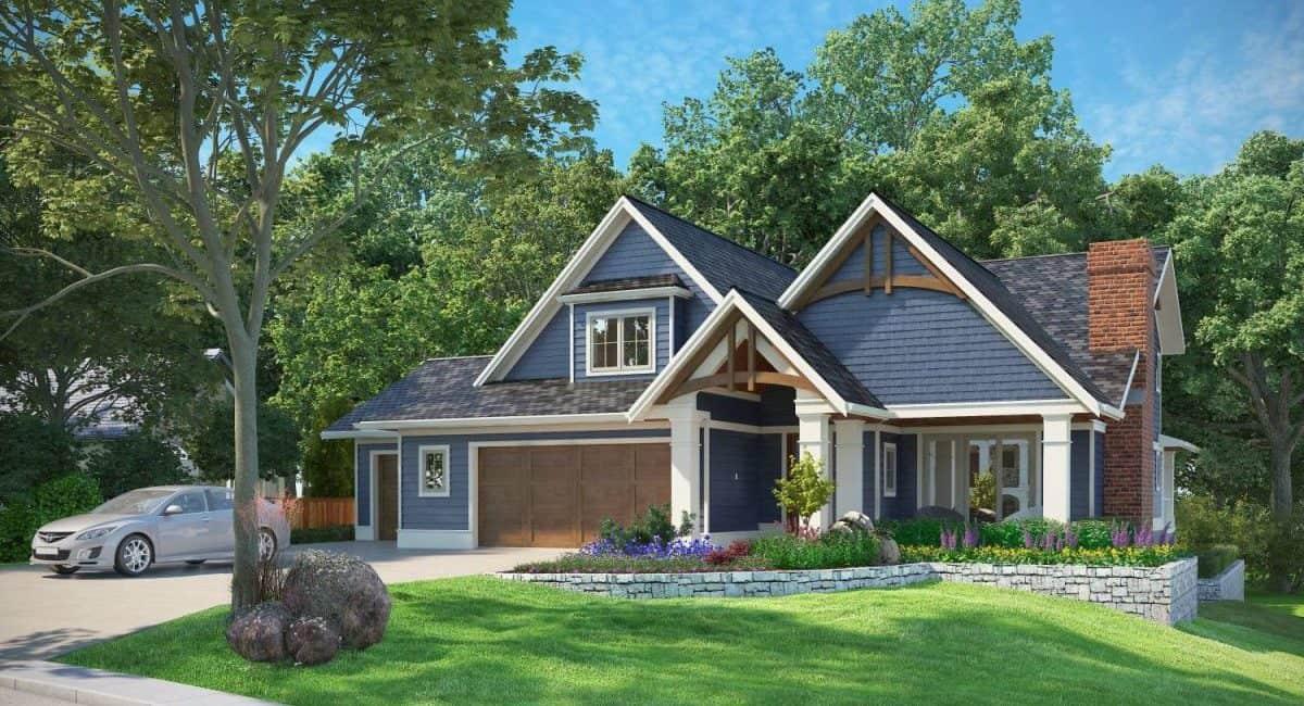Coach Manor Estates custom residential design