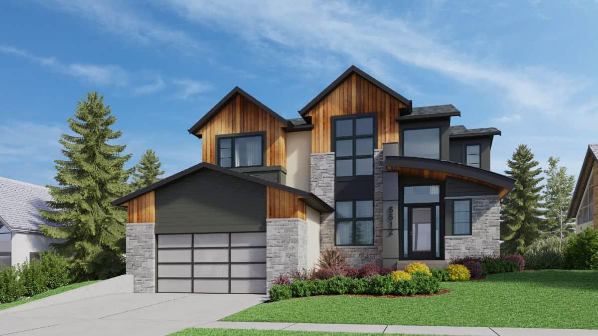 Dalhousie West Cost Modern custom luxury home