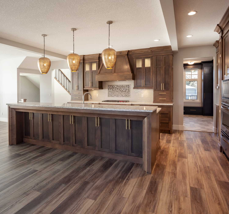 Memorial Craftsman Custom Kitchen