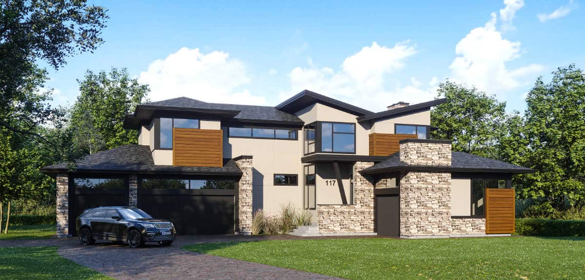 Silverhorn Contemporary residential architecture