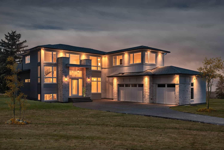 Exterior Springbank Modern Prairie