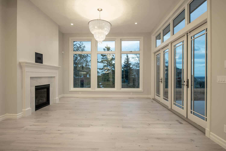 Living Room Springbank Modern Prairie