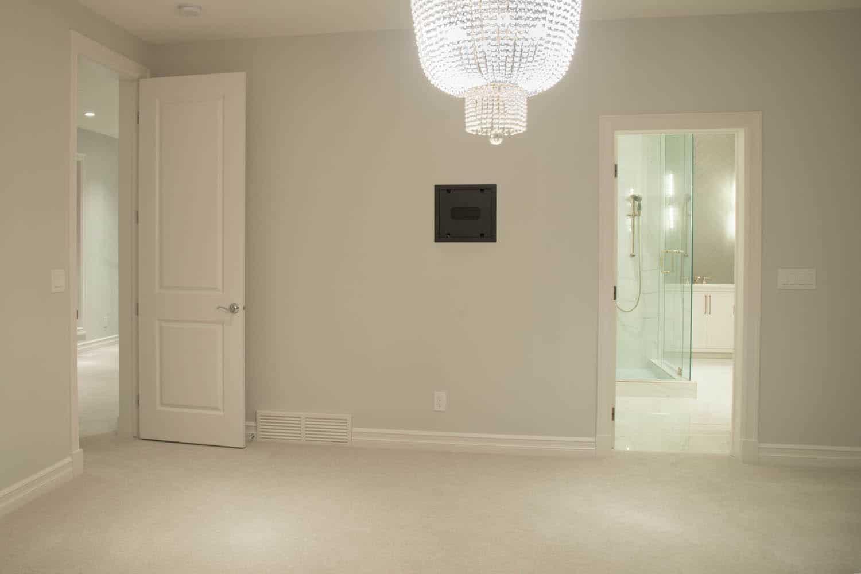 Master bedroom Springbank Modern Prairie