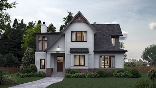 Logan Crescent Traditional dream home