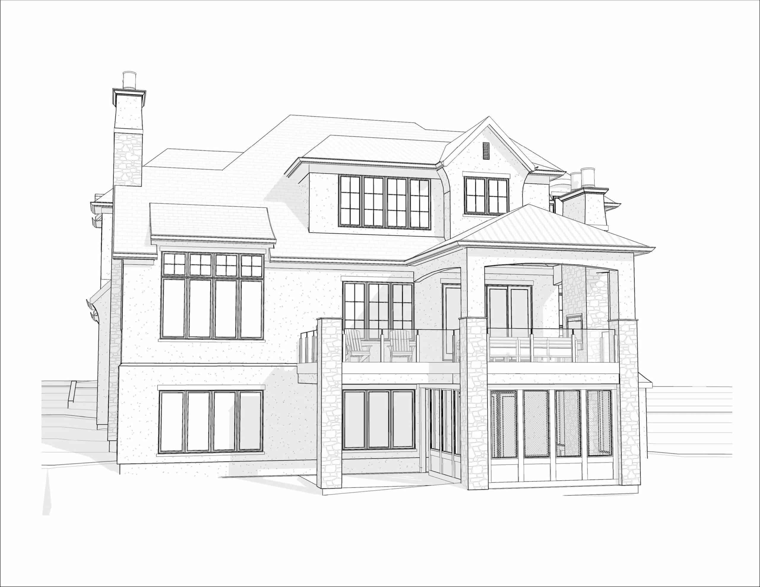 Edelweiss English Manor residential dream home